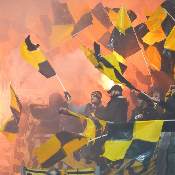 Zusammenfassung von SG Dynamo Dresden gegen 1. FC Saarbrücken (Foto)