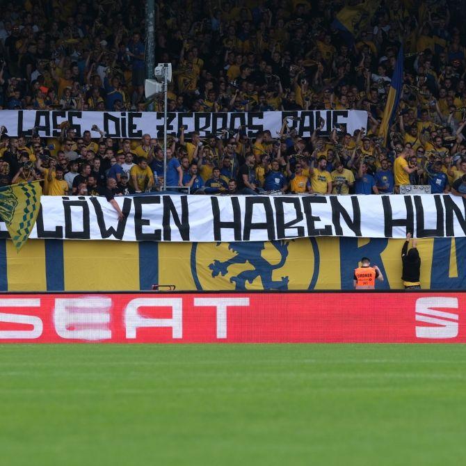 Pleite für die Heimmannschaft! Aue siegt bei Braunschweig (Foto)