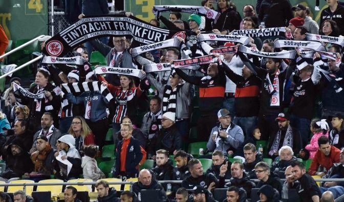 Eintracht Frankfurt gegen SC Freiburg abgesagt