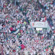 FC Augsburg gewinnt mit 2 : 0 (Foto)