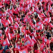 FC Bayern München im Siegesrausch - Gladbach kann nicht überzeugen (Foto)