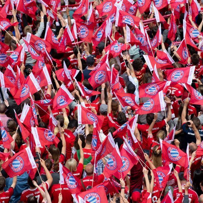 FC Bayern München im Rausch - Freiburg kann nicht überzeugen (Foto)
