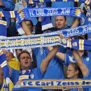 Pleite für die Gastgeber! Chemnitz siegt bei Jena mit 0 : 1 (Foto)