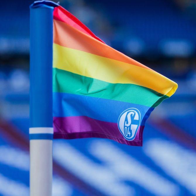 Schalke kassiert Heim-Niederlage im Duell gegen Freiburg (Foto)