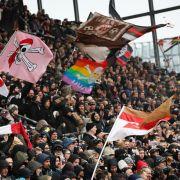 Unentschieden zwischen FC St. Pauli und Regensburg (Foto)