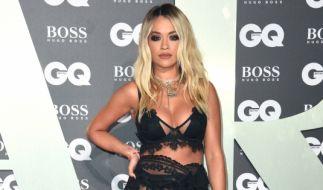 Mit ihrem neuesten Instagram-Post bringt Rita Ora ihre Fans zum Schwitzen. (Foto)