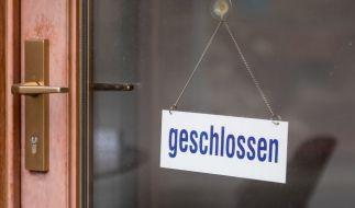 Die Bundesregierung will in Deutschland einige Läden schließen. (Symbolbild) (Foto)