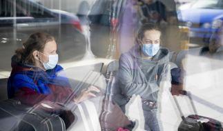 Trotz Coronakrise landen in Deutschland weiterhin Flugzeuge aus Risikogebieten. (Foto)