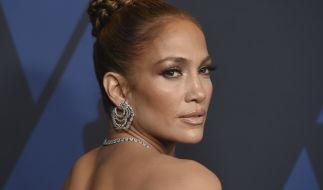 Jennifer Lopez gibt bei Instagram Gas. (Foto)