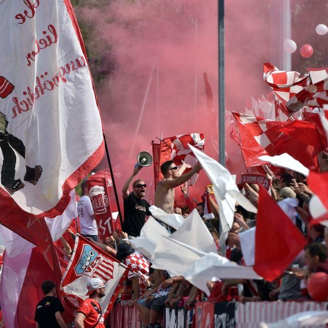 2 : 0-Sieg für die Heimmannschaft (Foto)