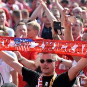 FSV Zwickau siegt mit 2 : 1 in einer fairen Partie (Foto)