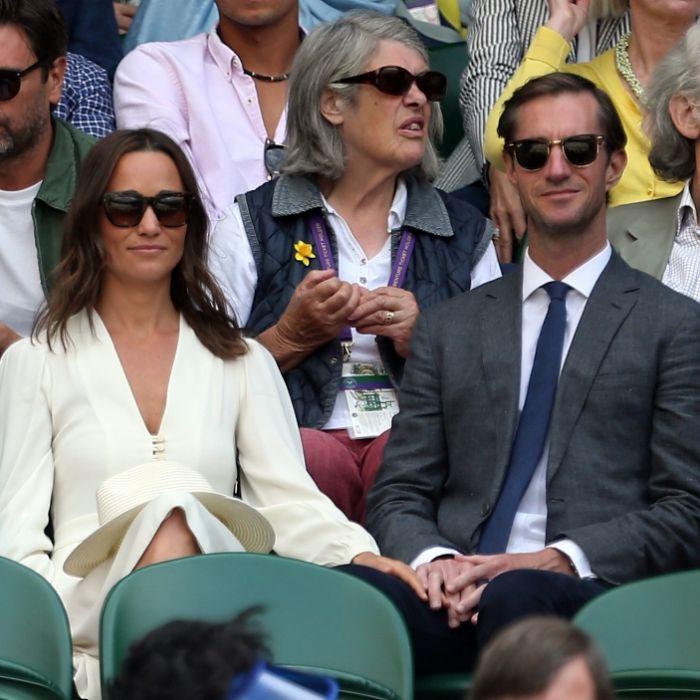 Baby-Freuden! Kate Middletons Schwester freut sich über 2. Nachwuchs (Foto)