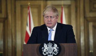 Boris Johnson verhängt noch immer keine drastischen Maßnahmen gegen die Verbreitung des Coronavirus. (Foto)