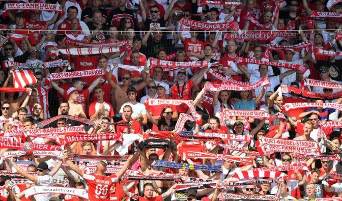 Halle gegen Türkgücü München im TV