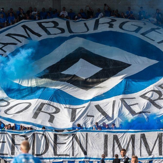 Unentschieden zwischen Hamburger SV und Dynamo (Foto)