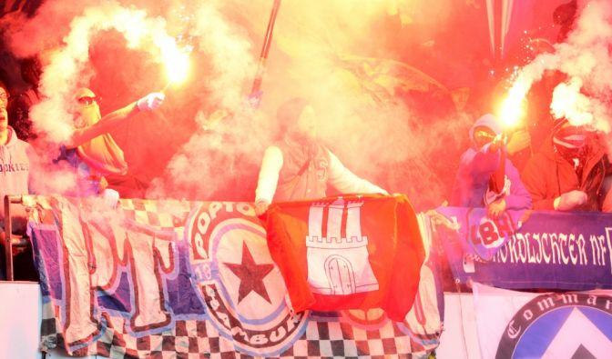 HSV vs. Braunschweig
