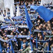 HSV lässt Sandhausen keine Chance (Foto)