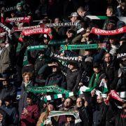 Hannover gewinnt mit 3 : 0 in einer fairen Partie (Foto)