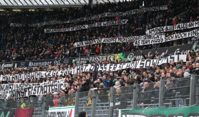Hannover vs. Greuther Fürth verpasst?