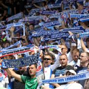 F.C. Hansa Rostock  gewinnt gegen Lautern klar (Foto)