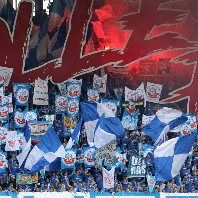 Sieg für F.C. Hansa Rostock! FC Saarbrücken kann abermals nicht gewinnen (Foto)