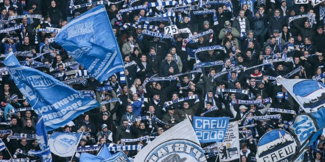 Hertha vs. Gladbach im TV und Stream