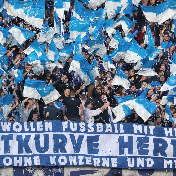 Hertha kassiert Heim-Niederlage im Duell gegen Freiburg (Foto)