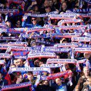 Holstein Kiel: Sieg gegen FC Erzgebirge Aue ! (Foto)