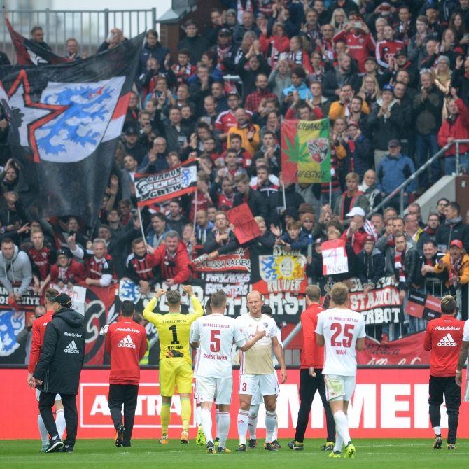 Ingolstadt kassiert Heim-Klatsche gegen Unterhaching (Foto)