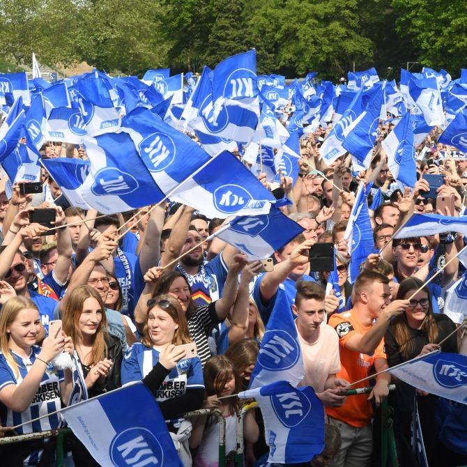 KSC kassiert Heim-Niederlage im Kampf gegen Fortuna (Foto)