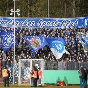 3 : 2 für Karlsruher SC! Greuther Fürth kann nicht überzeugen (Foto)