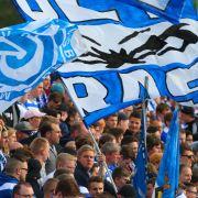 Unentschieden zwischen MSV Duisburg und Mannheim (Foto)