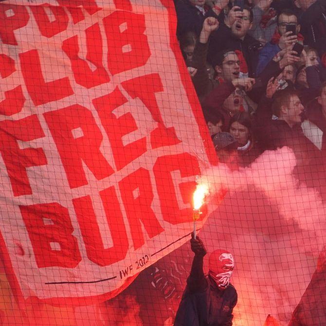 Unentschieden zwischen SC Freiburg und Köln (Foto)