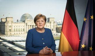 Twitter-Nutzer sind von Angela Merkels Rede enttäuscht. (Foto)