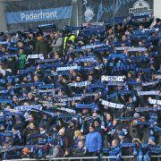Werder verbucht Auswärtssieg bei Paderborn (Foto)