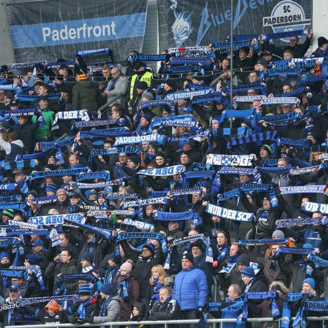 SC Paderborn 07  gewinnt gegen Bochum deutlich (Foto)