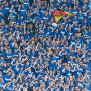 Paderborn geht gegen Gladbach zuhause unter (Foto)