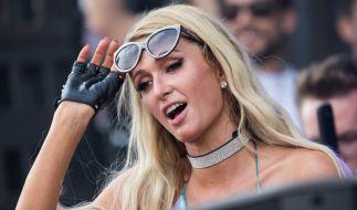Paris Hilton vertreibt sich die Zeit in der Corona-Krise. (Foto)