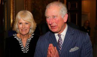 Das Coronavirus zwingt Prinz Charles und Herzogin Camilla Parker Bowles in häusliche Isolation. (Foto)
