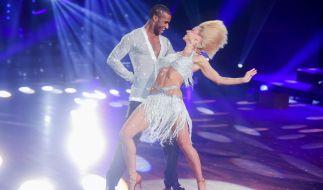 """In der 4. Live-Show von """"Let's Dance"""" werden sich Tijan Njie und Kathrin Menzinger an einem Wiener Walzer versuchen. (Foto)"""