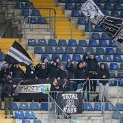 FC Würzburger Kickers patzt gegen Sandhausen (Foto)