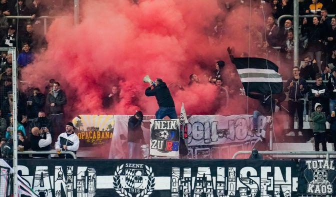 Sandhausen vs. HSV im TV