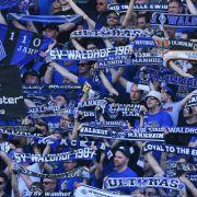 Mannheim kassiert Heimniederlage gegen Hansa Rostock (Foto)