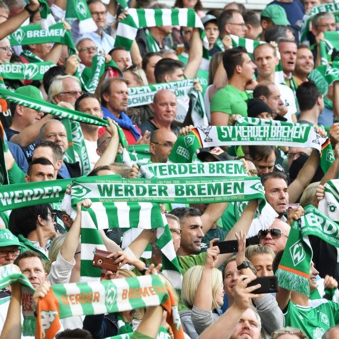 Die besten Szenen aus SV Werder Bremen gegen SC Freiburg (Foto)