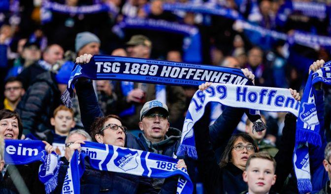 Hoffenheim - Frankfurt im TV