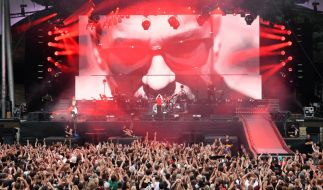 """Letzte Konzert-Station der """"Global Spirit""""-Welttour von Depeche Mode (Foto)"""