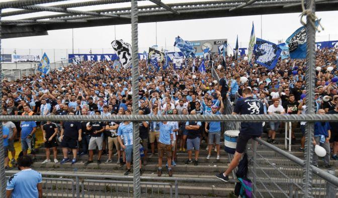 TSV 1860 München gegen F.C. Hansa Rostock abgesagt