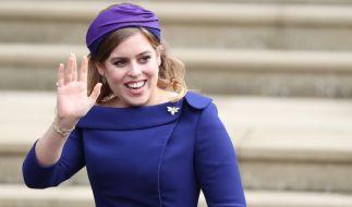 Prinzessin Beatrice von York könnte angesichts der Coronavirus-Krise zur Hoffnungsträgerin im britischen Königshaus werden. (Foto)