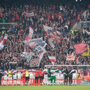 Stuttgart kassiert Heim-Klatsche gegen Darmstadt (Foto)