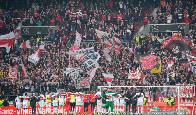 Stuttgart gegen FCA im TV